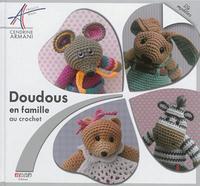 DOUDOUS EN FAMILLE AU CROCHET - 24 MODELES