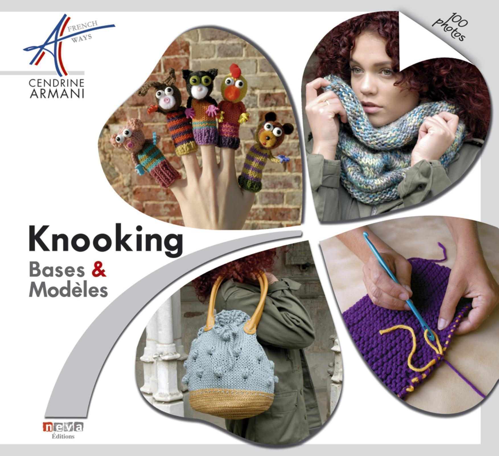 KNOOKING, BASES ET MODELES - 180 PHOTOS