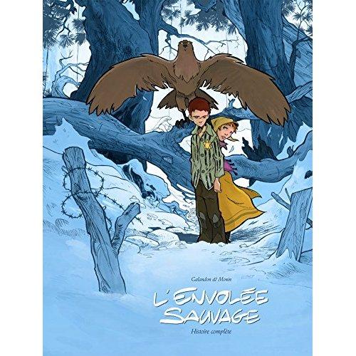 L'ENVOLEE SAUVAGE - INTEGRALE VOLUME 1 ET 2