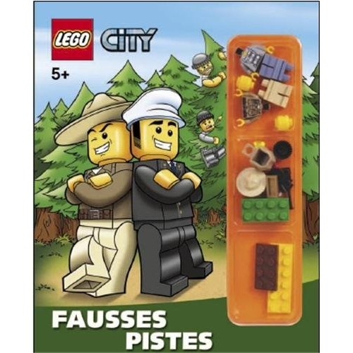 LEGO FAUSSES PISTES