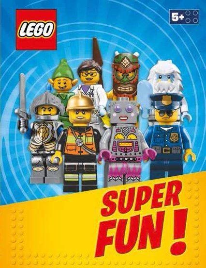 LEGO GRAND LIVRE 4 SUPER FUN