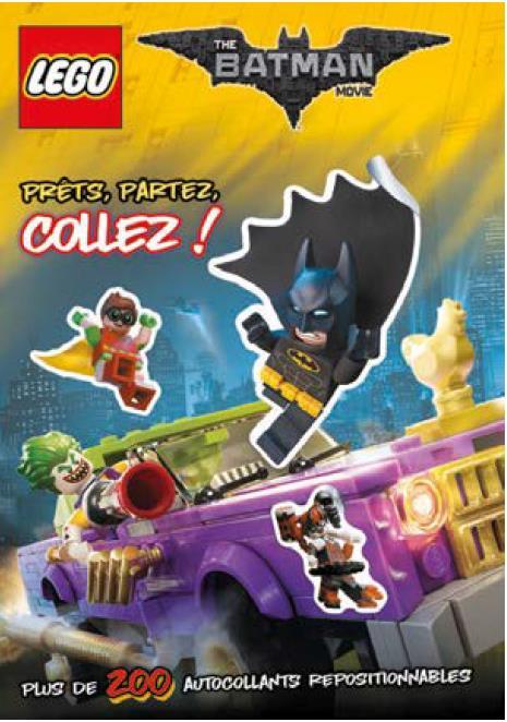 LEGO BATMAN MOVIE PRETS PARTEZ COLLEZ