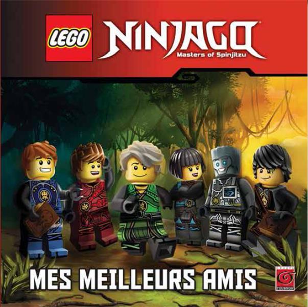 LEGO NINJAGO AMIS POUR LA VIE T02