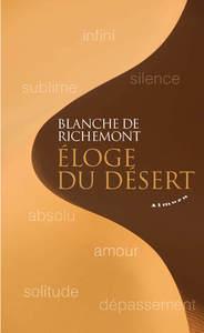 ELOGE DU DESERT