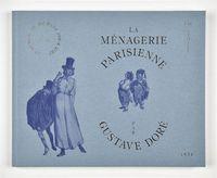 GUSTAVE DORE - LA MENAGERIE PARISIENNE