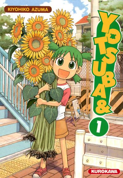 YOTSUBA - TOME 1
