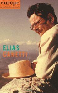 ELIAS CANETTI - N  1093 MAI 2020