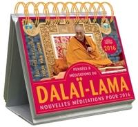 ALMANIAK PENSEES ET MEDITATIONS DU DALAI-LAMA 2016