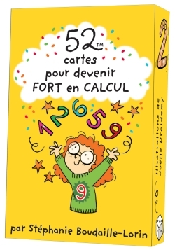 52 CARTES POUR DEVENIR FORT EN CALCUL