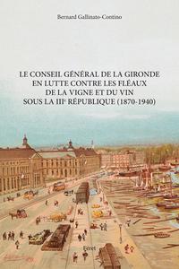 CONSEIL GENERAL DE LA GIRONDE EN LUTTE CONTRE LES