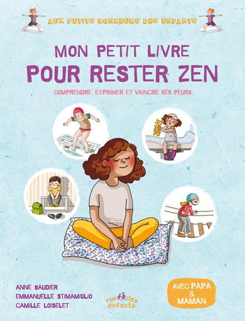 PETIT LIVRE POUR RESTER ZEN (MON)