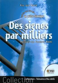 DES SIGNES PAR MILLIERS