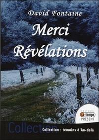 MERCI - REVELATIONS