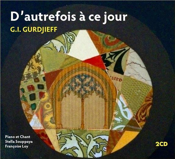 D'AUTREFOIS A CE JOUR - 2 CD - AUDIO