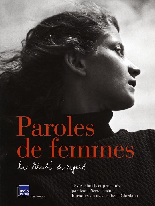 PAROLES DE FEMMES