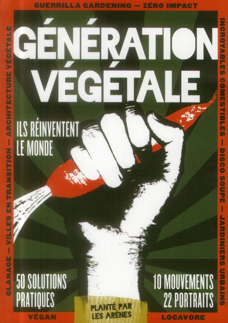 GENERATION VEGETALE