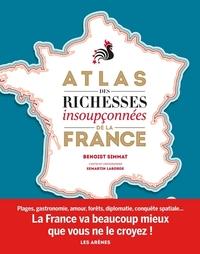 L'ATLAS DES RICHESSES INSOUPCONNEES DE LA FRANCE