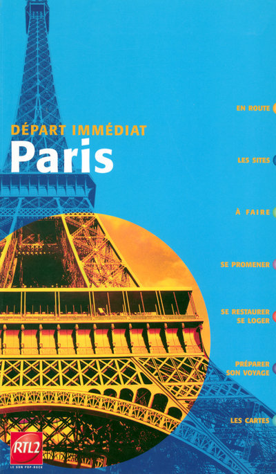 PARIS - DEPART IMMEDIAT