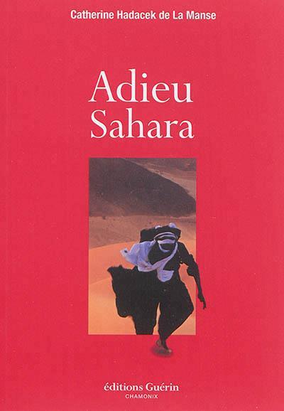 ADIEU SAHARA