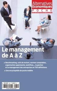 ALTERNATIVES ECONOMIQUES - HORS-SERIE POCHE - NUMERO 64 BIS LE MANAGEMENT DE A A Z - NOVEMBRE 2013