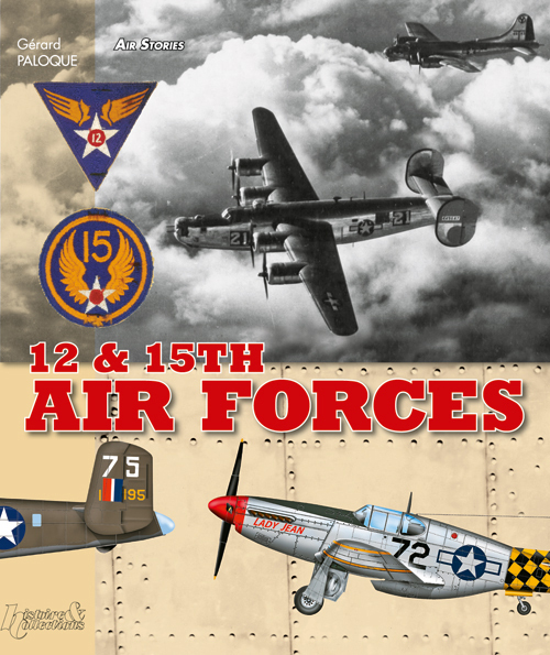 12TH AND 15TH AIR FORCES (GB)