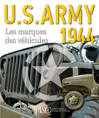 LES MARQUAGES DES VEHICULES U.S ARMY 1944