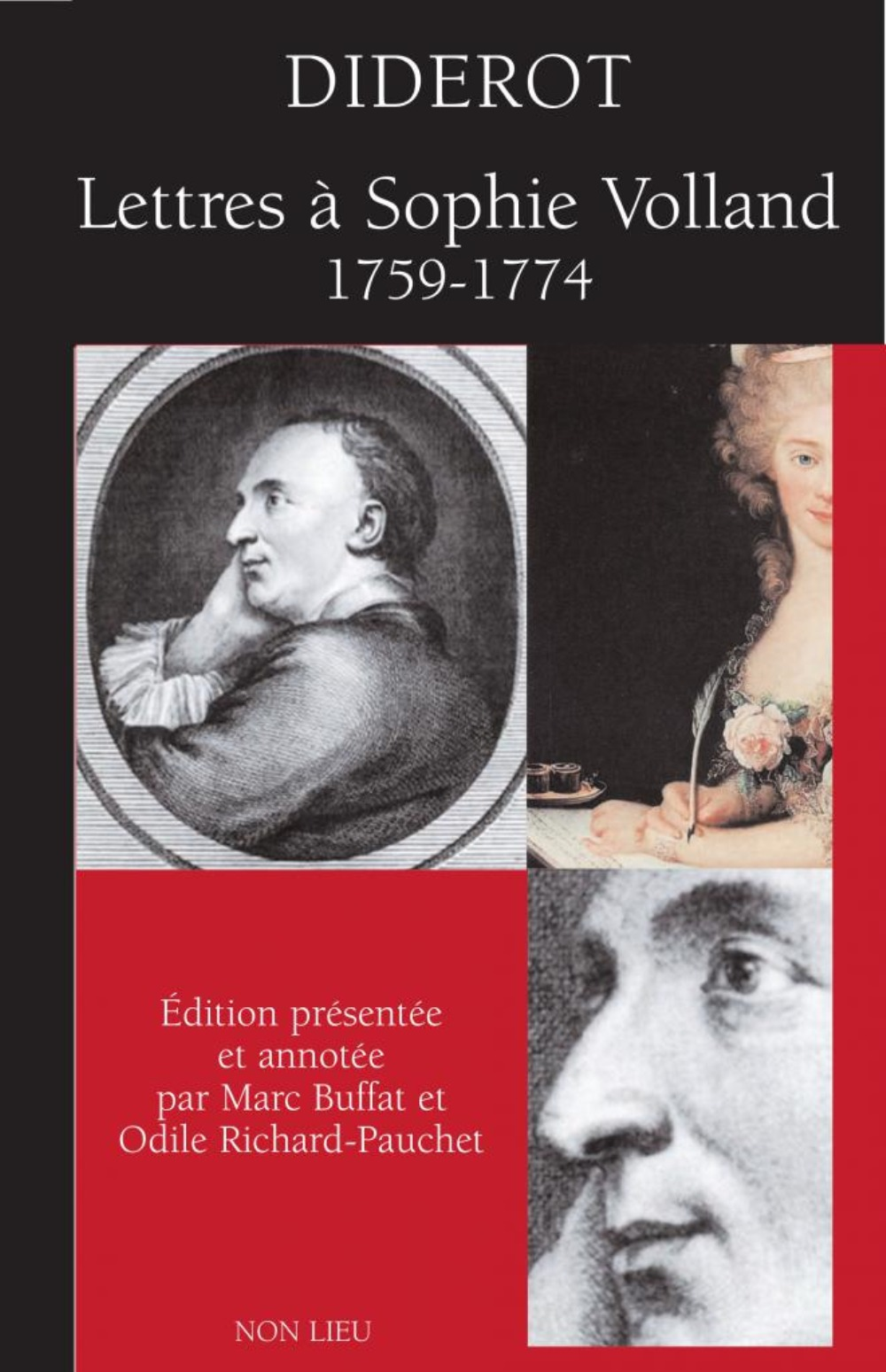 DIDEROT, LETTRES A SOPHIE VOLLAND (1759-1174)