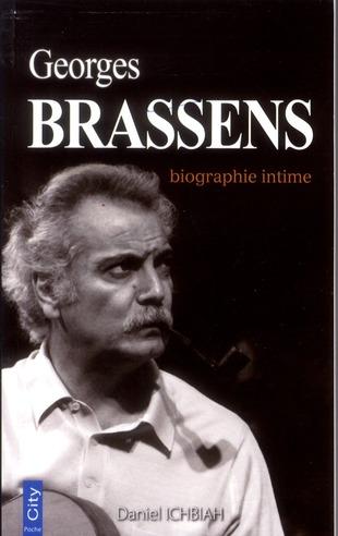 GEOREGES BRASSENS BIOGRAPHIE INTIME