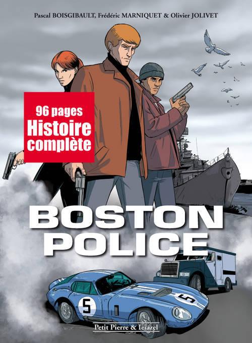 BOSTON POLICE - INTEGRALE