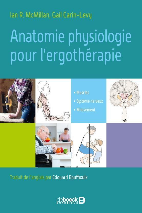 ANATOMIE ET NEUROPHYSIOLOGIE APPLIQUEE POUR L'ERGOTHERAPIE