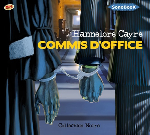 COMMIS D OFFICE LIVRE AUDIO