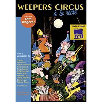 WEEPERS CIRCUS A LA RECRE