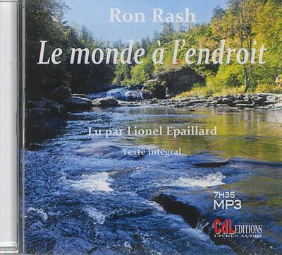 LE MONDE A L'ENDROIT (CD MP3)
