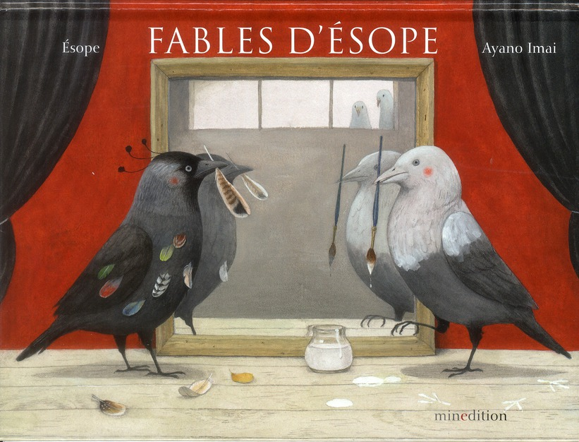 FABLES D ESOPE