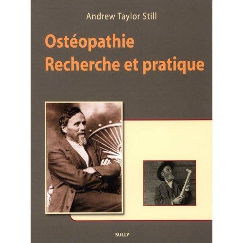 OSTOPATHIE : RECHERCHE ET PRATIQUE