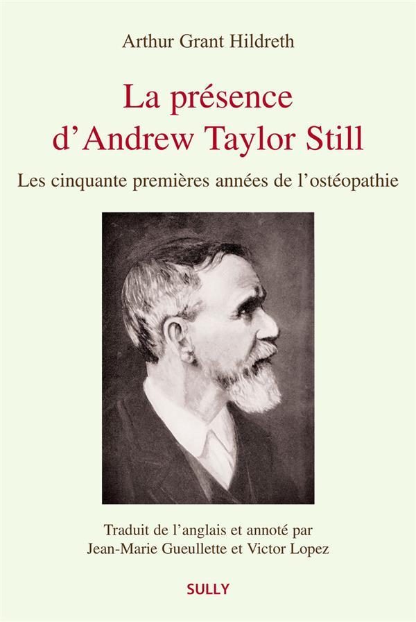 LA PRESENCE D'ANDREW TAYLOR STILL