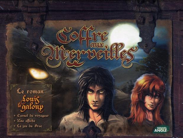 COFFRE AUX MERVEILLES LOUIS LE GALOUP