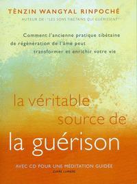 LA VERITABLE SOURCE DE LA GUERISON - LIVRE + CD