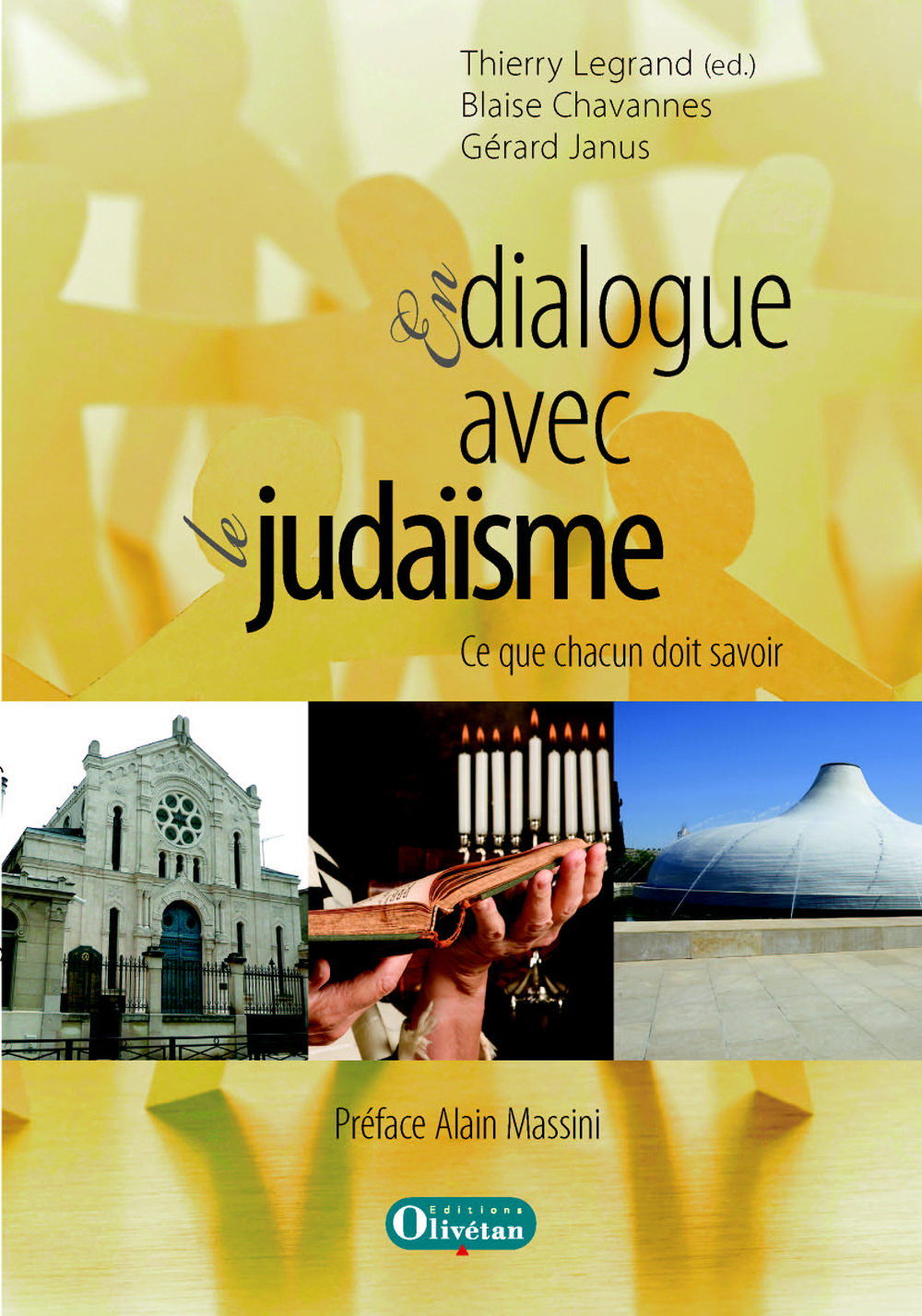 EN DIALOGUE AVEC LE JUDAISME