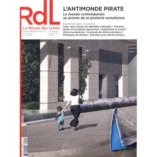 REVUE DES LIVRES N 14 - L'ANTIMONDE PIRATE