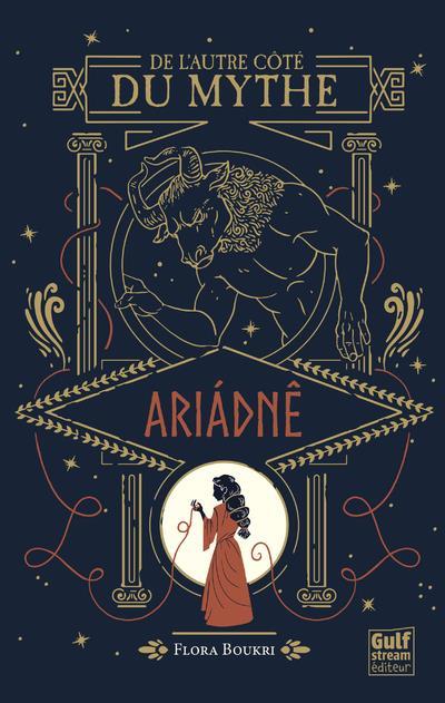 De l'autre cote du mythe - tome 1 ariadne - vol01