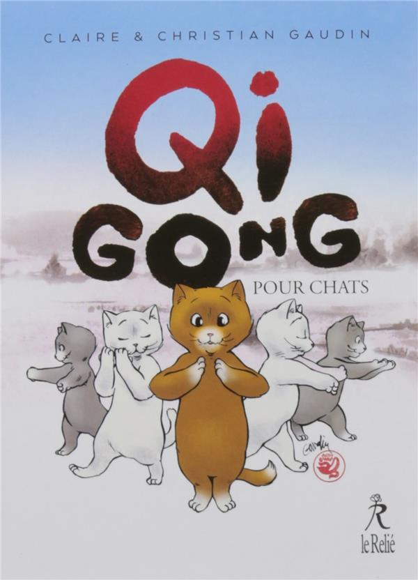 QI GONG POUR CHATS