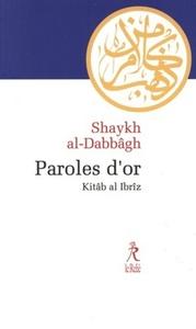 PAROLES D'OR