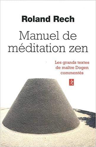 MANUEL DE MEDITATION ZEN