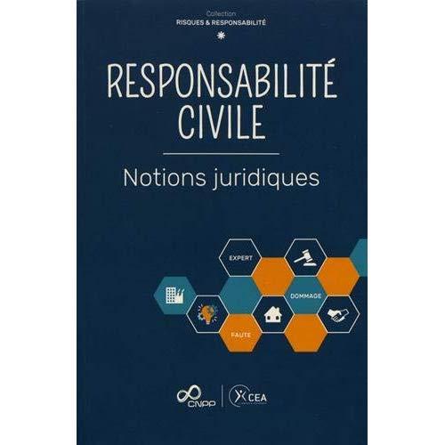 RESPONSABILITE CIVILE - NOTIONS JURIDIQUES