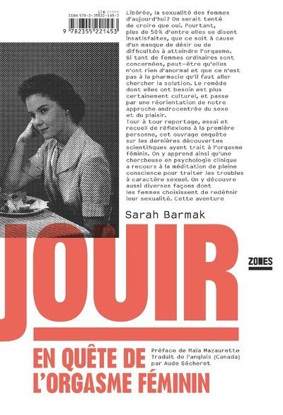JOUIR - EN QUETE DE L'ORGASME FEMININ