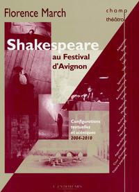 SHAKESPEARE AU FESTIVAL D'AVIGNON