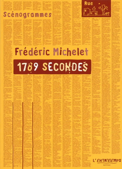 1789 SECONDES