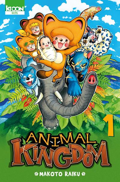 ANIMAL KINGDOM T01 - VOL01