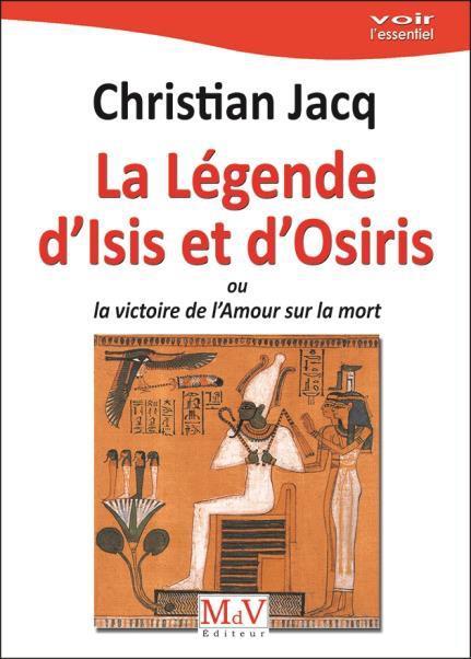 LA LEGENDE D'ISIS ET OSIRIS